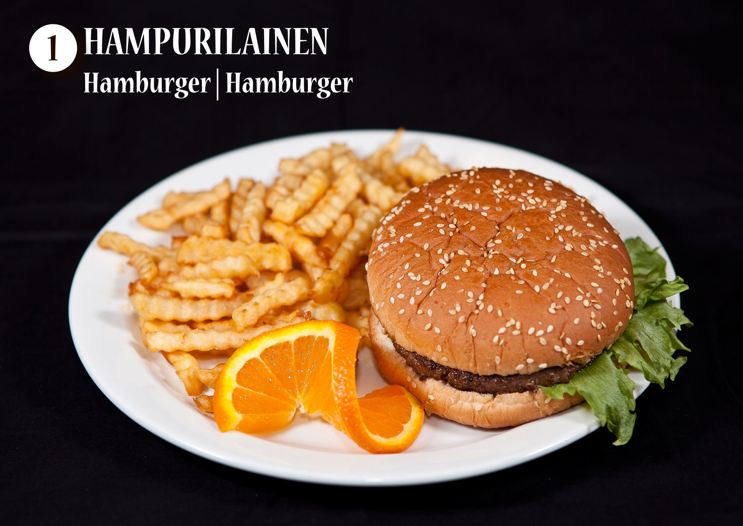 Hampurilainen | Hamburger | Hamburger