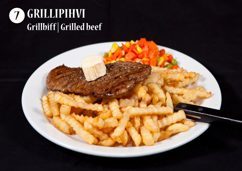 Grillipihvi | Grillbiff | Grilled beef