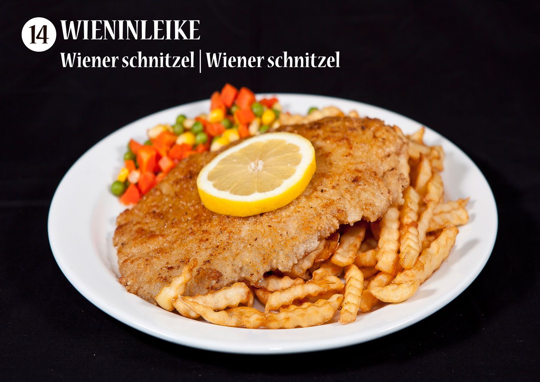 Wieninleike | Wiener schnitzel | Wiener schnitzel